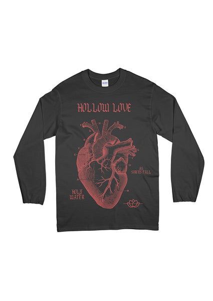 Hollow Love Longsleeve Tee