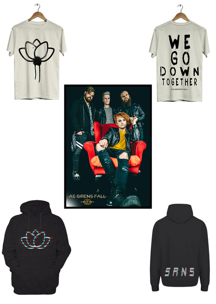We Go Down Together Bundle 3