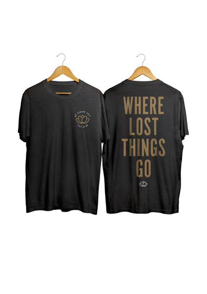 Where Lost Things Go Tee