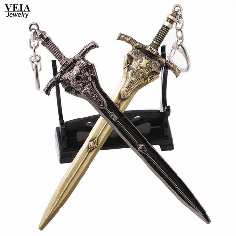 2017 new arpg game dark souls iii 3 artorias 15cm big sword figure 2017 new arpg game dark souls iii 3 artorias 15cm big sword figure alloy keychain keyring aloadofball Image collections