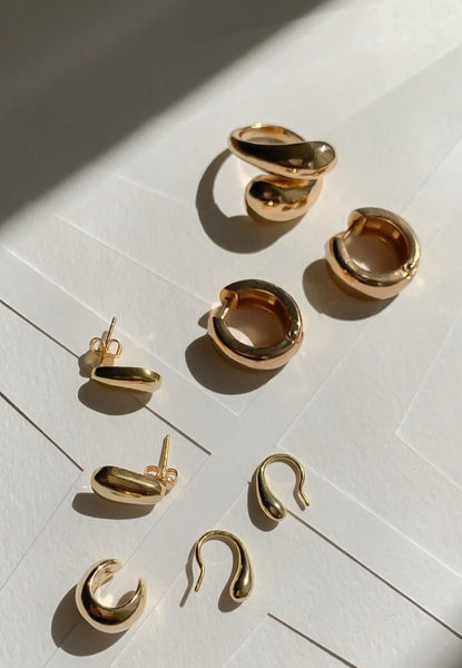 Gold Jewellery minimalist