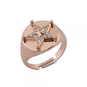 ADJUSTABLE JOINT STAR RING