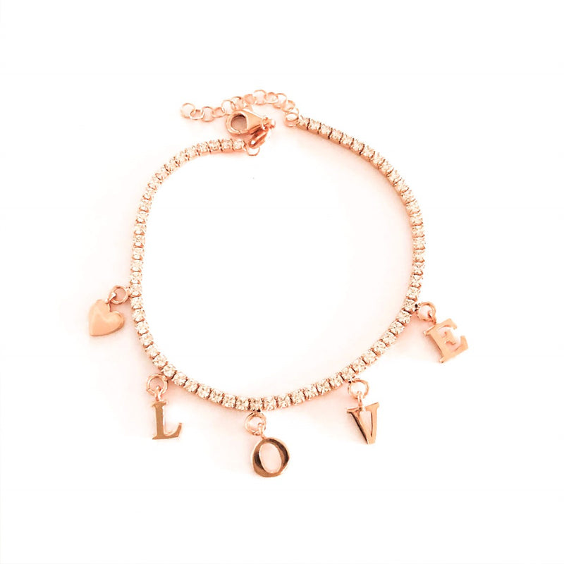 Love Waterway Stone Bracelet