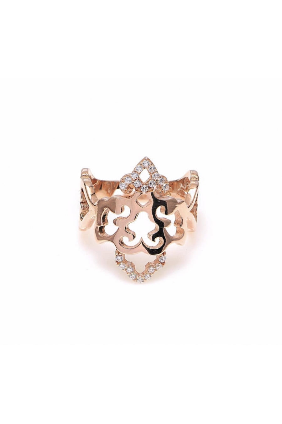 LACE DESIGN RING