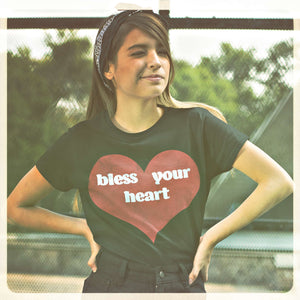 Bless Your Heart Short-Sleeve Unisex T-Shirt