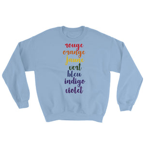 Rainbow Bright Sweatshirt