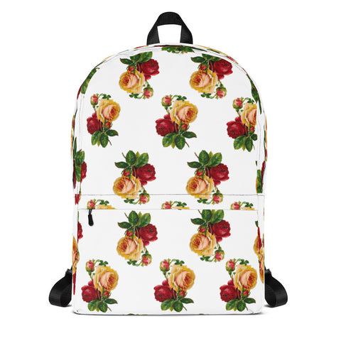 Les Fleurs All Over Backpack