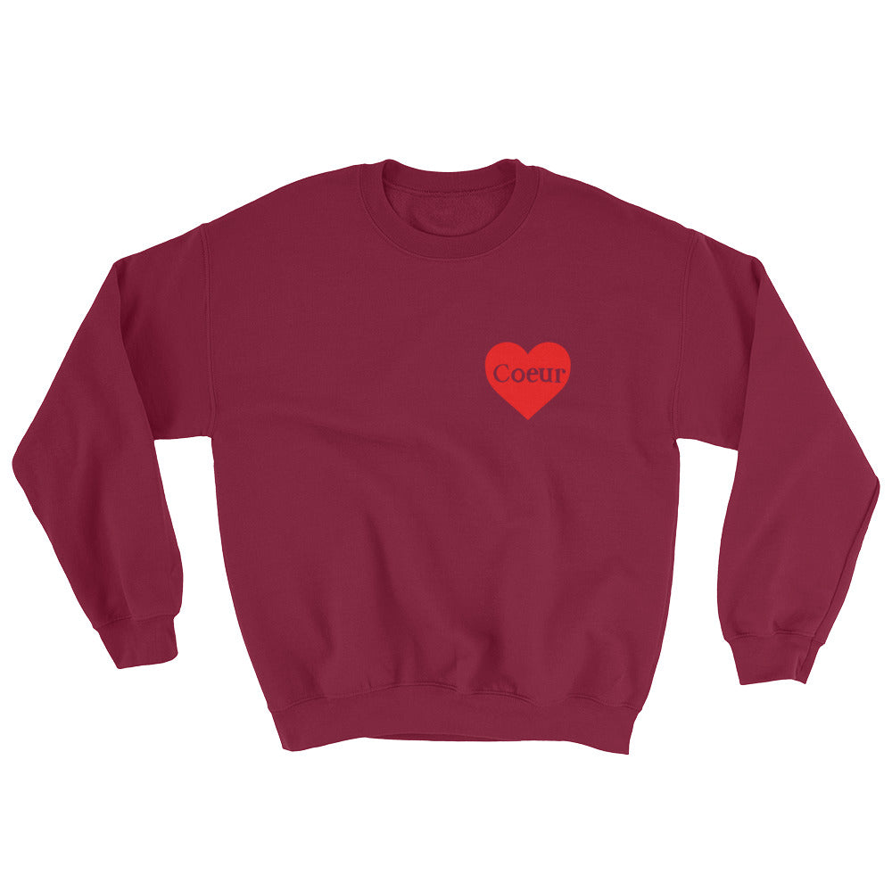 Don't Go Breaking My Heart Sweatshirt
