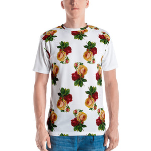What's the Tea Rose All Over Men's T-shirt