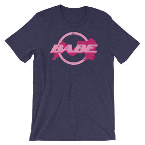 Mud Flap Babe Short-Sleeve Unisex T-Shirt