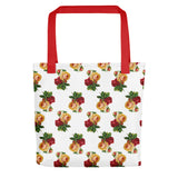 Spillin' The Tea Rose Tote bag