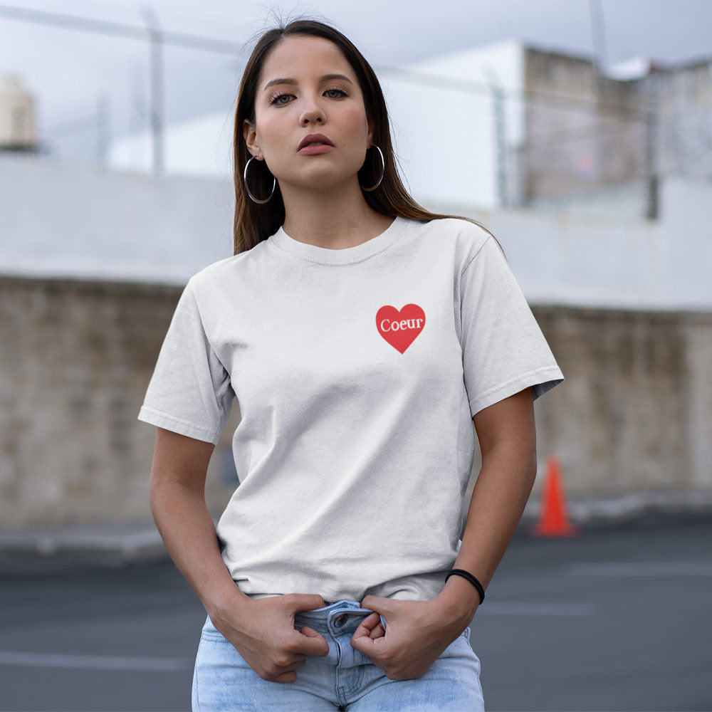 I Wear My Heart On My Unisex T-Shirt