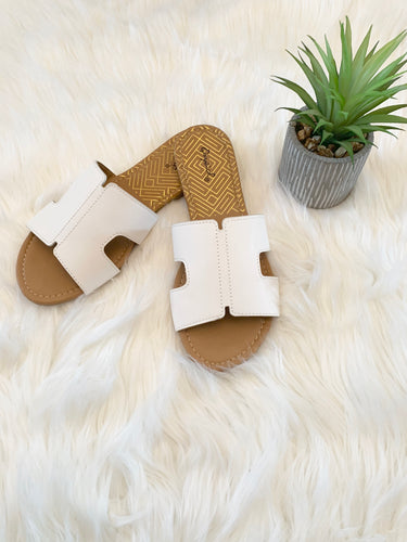 Back to Basics Sandal