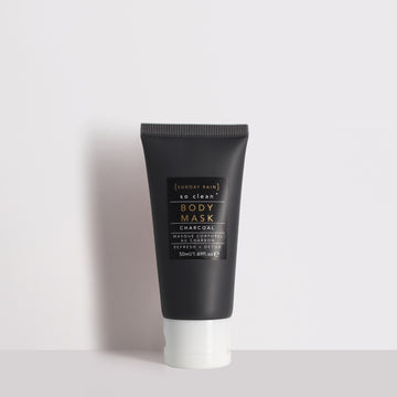 Charcoal Body Mask