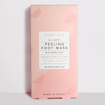 Watermelon Peeling Foot Mask