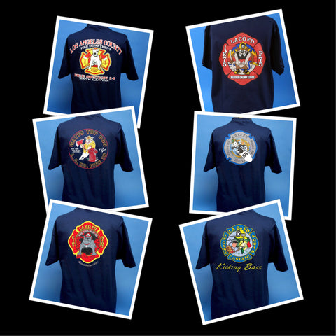 L.A. County Fire Department  Custom Station Apparel