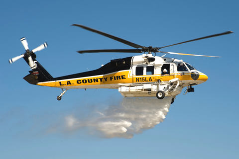 L.A. County Fire Department Air/Wildland Operations