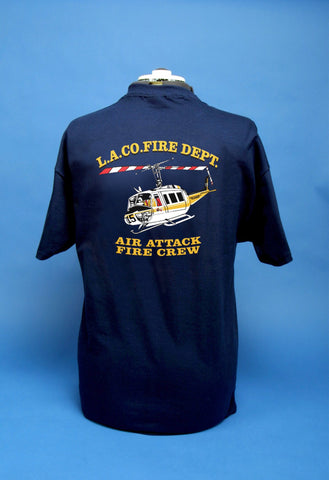Los Angeles County Fire Department Air Operations H205