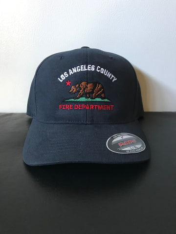Los Angeles County Fire Department  California Bear Hat