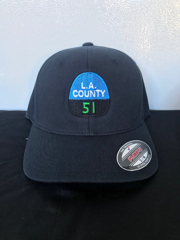Emergency 51 Firefighter Paramedic Series Hat
