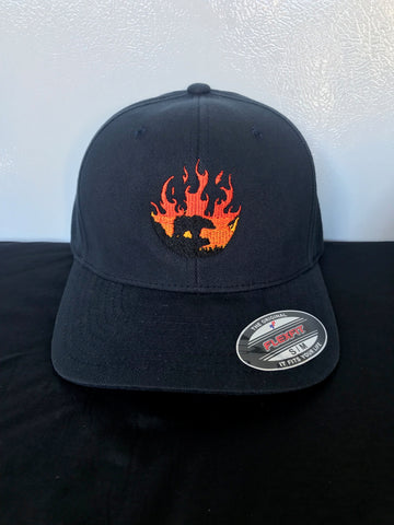Los Angeles County Fire Department Wildland Operations Hat NAVY/BLACK