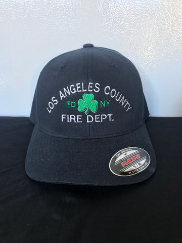 Los Angeles County Fire Department Shamrock (FDNY)