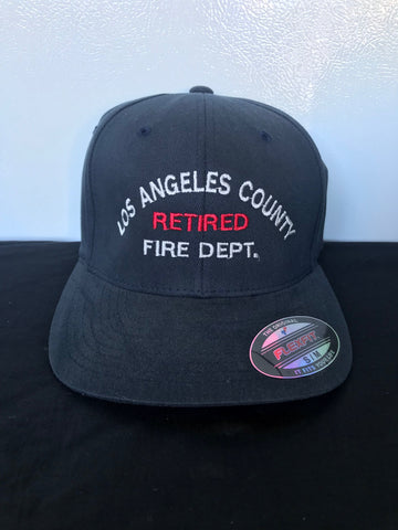 Los Angeles County Fire Department Old Timers Retired Hat