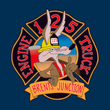 Los Angeles County Fire Station 125 Brents Junction.