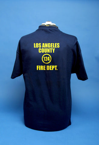 Los Angeles County Fire Department Station 124