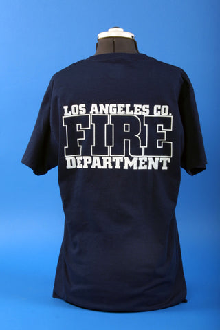 L.A. Co. Fire Department YOUTH Duty Shirt