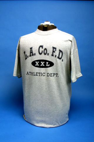 Los Angeles County Fire Department Athletic Shirt