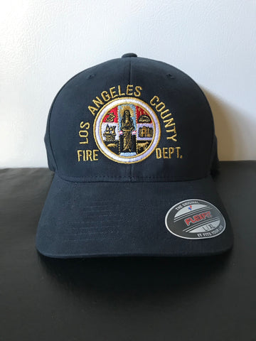 Los Angeles County Fire Department Official County Seal Hat