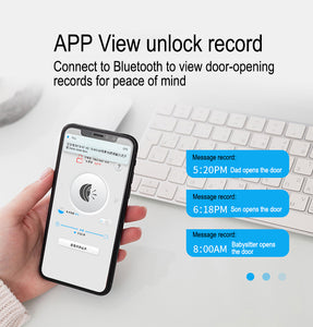 WE.LOCK SECB Smart Lock -EU Model