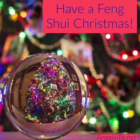christmas tree, feng shui, fortune, luck