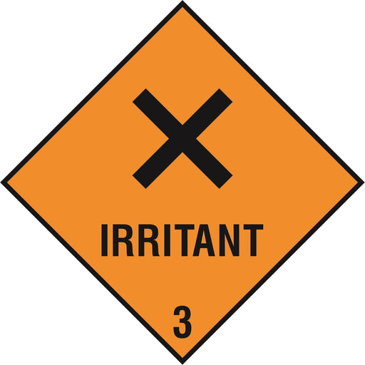 Hazardous Diamond - IRRITANT 3