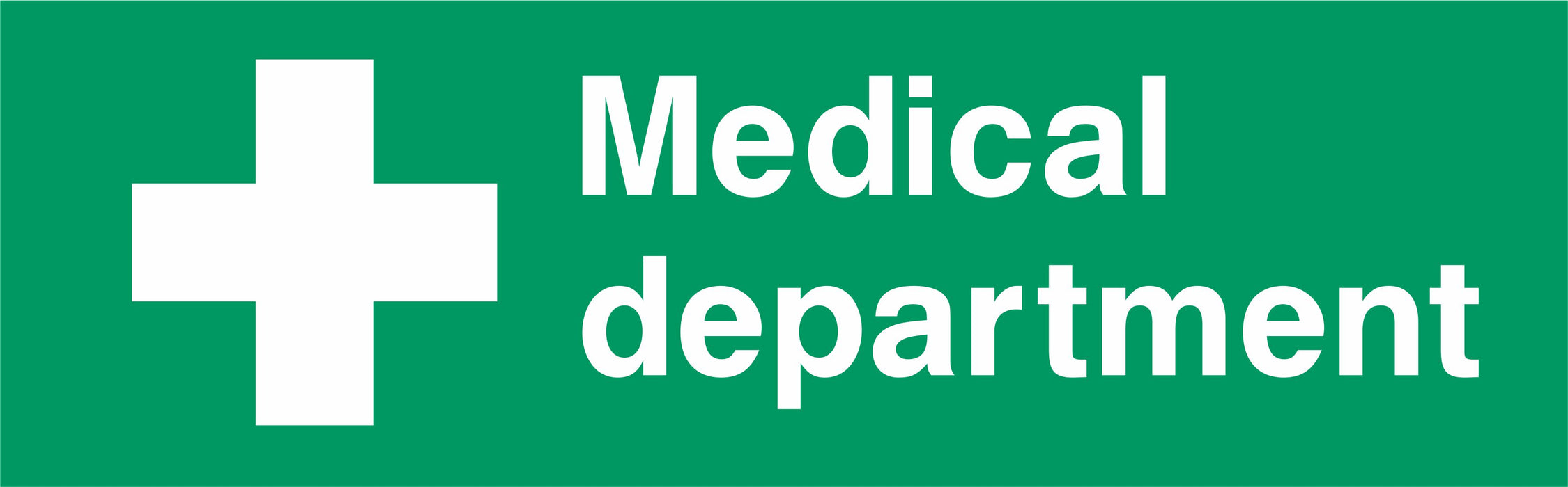 Medical department