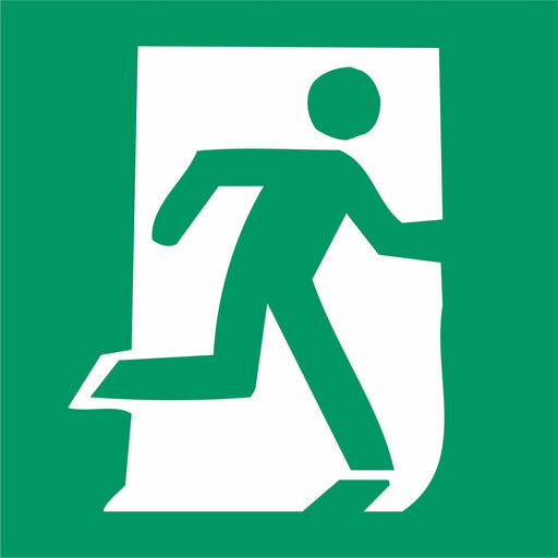 Emergency exit (right hand) - General safe conditions