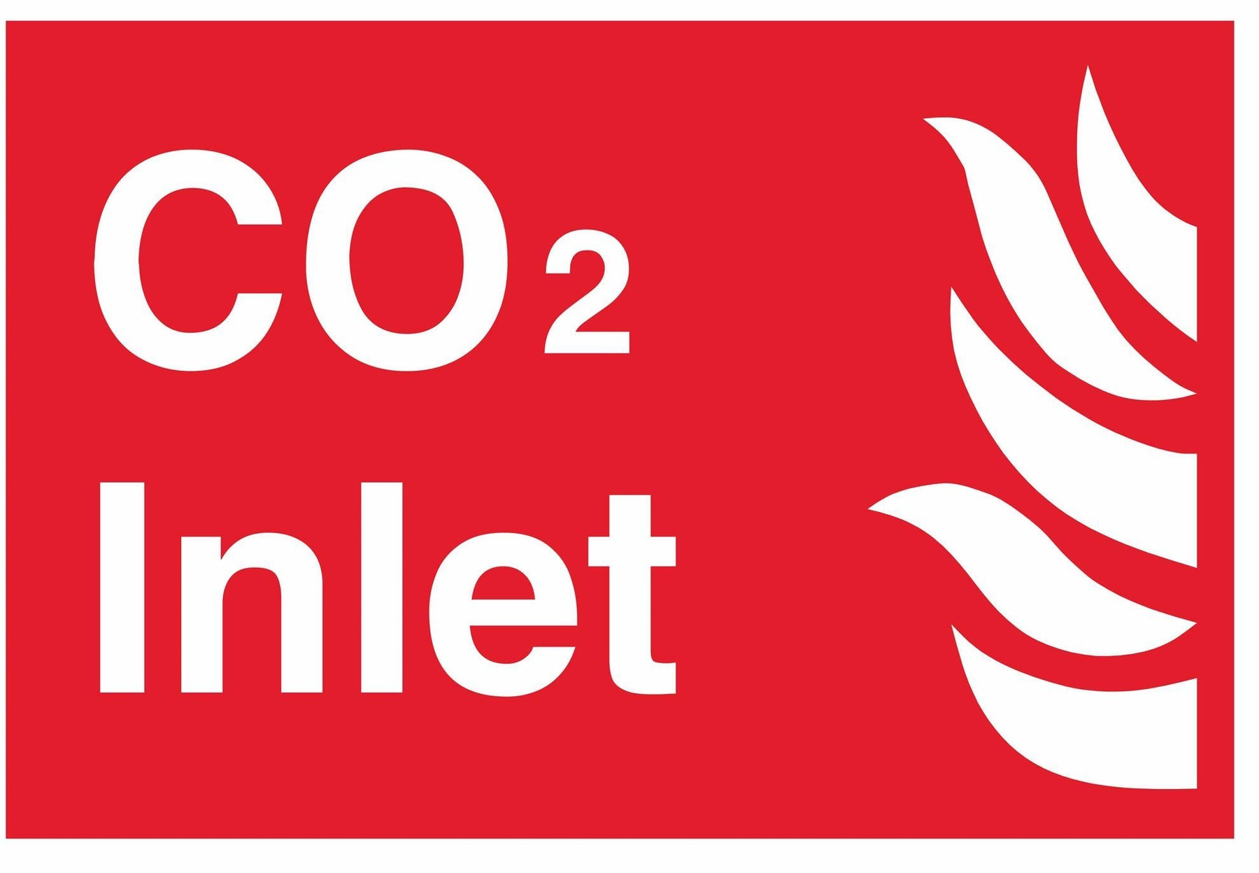 CO2 Inlet