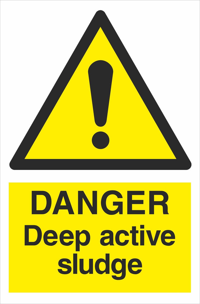 DANGER Deep active sludge