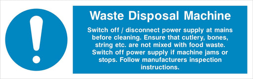Waste Disposal Machine