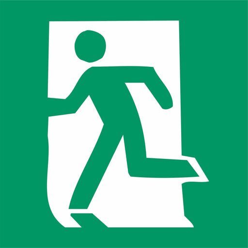 Emergency exit (left hand) - General safe conditions