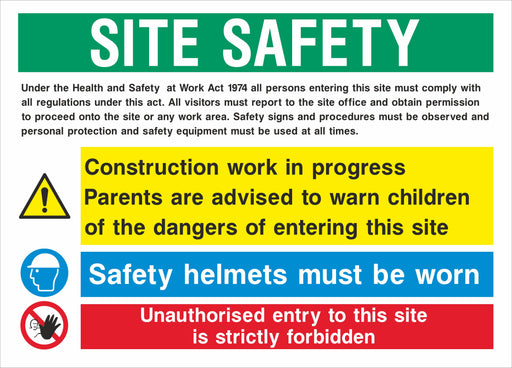 SITE SAFETY