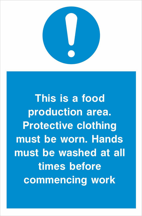 This is a food production area…..