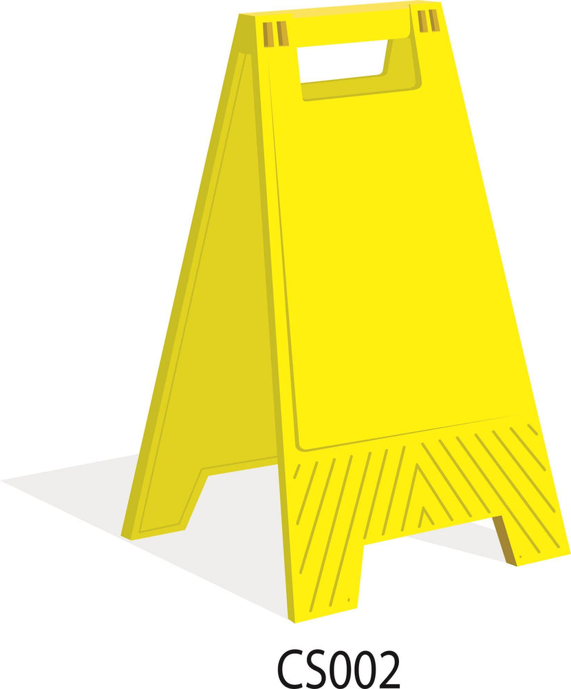 Floor Stand - Blank For Your Message