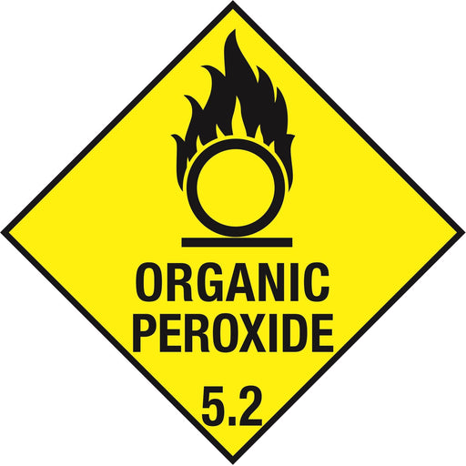 Hazardous Diamond - ORGANIC PEROXIDE 5.2