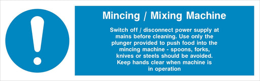 Mincing / Mixing Machine