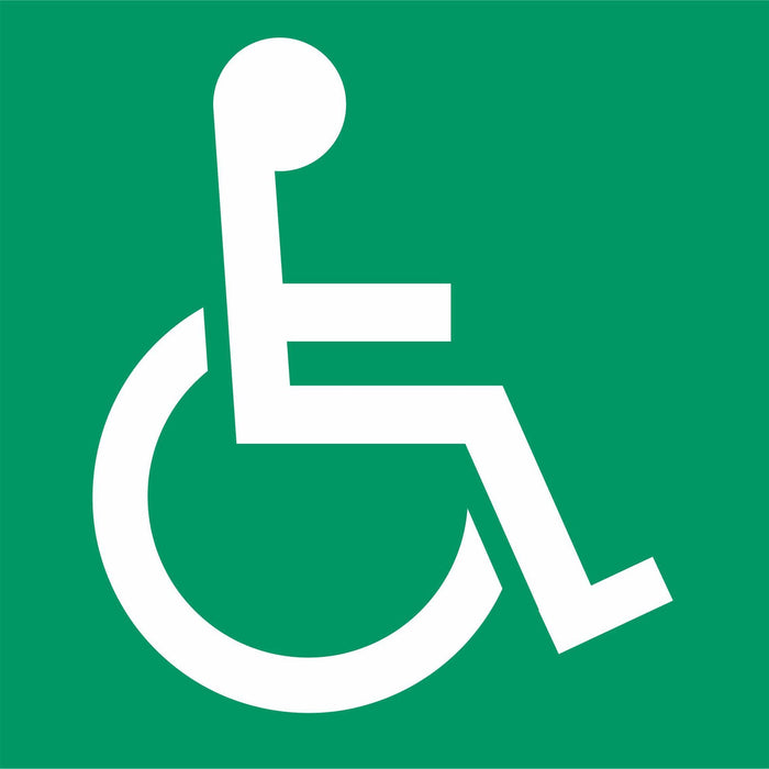 Emergency Escape - Disabled logo