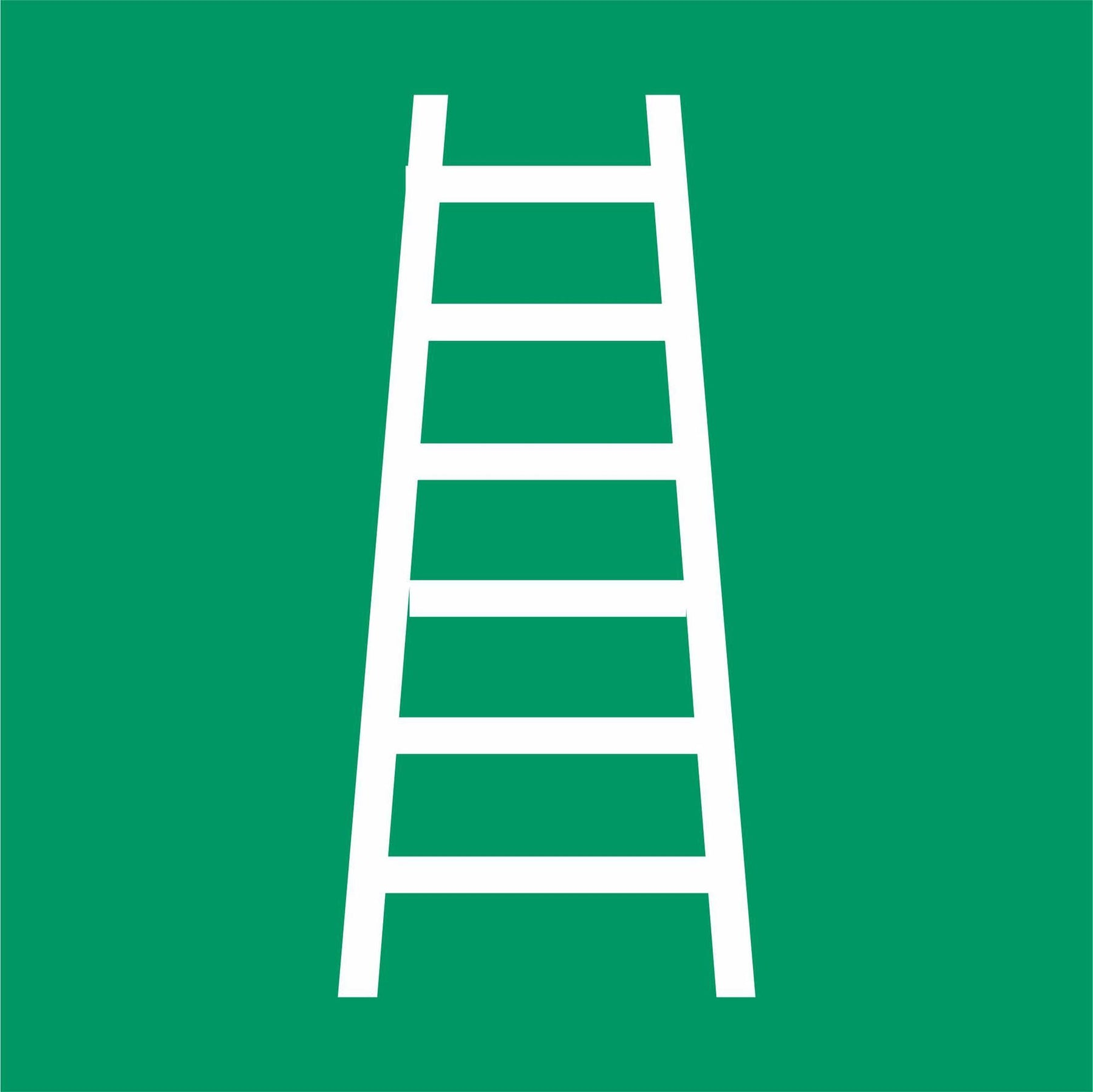 Emergency ladder - General safe conditions