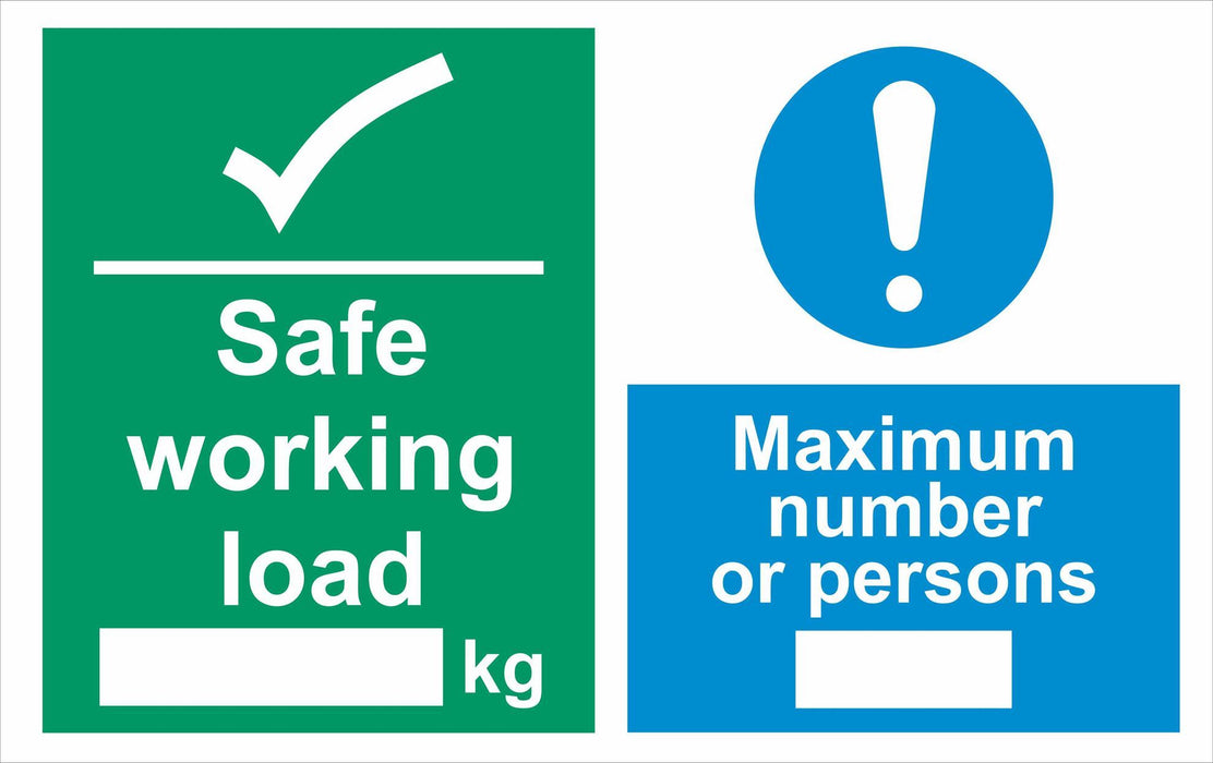 Safe working load