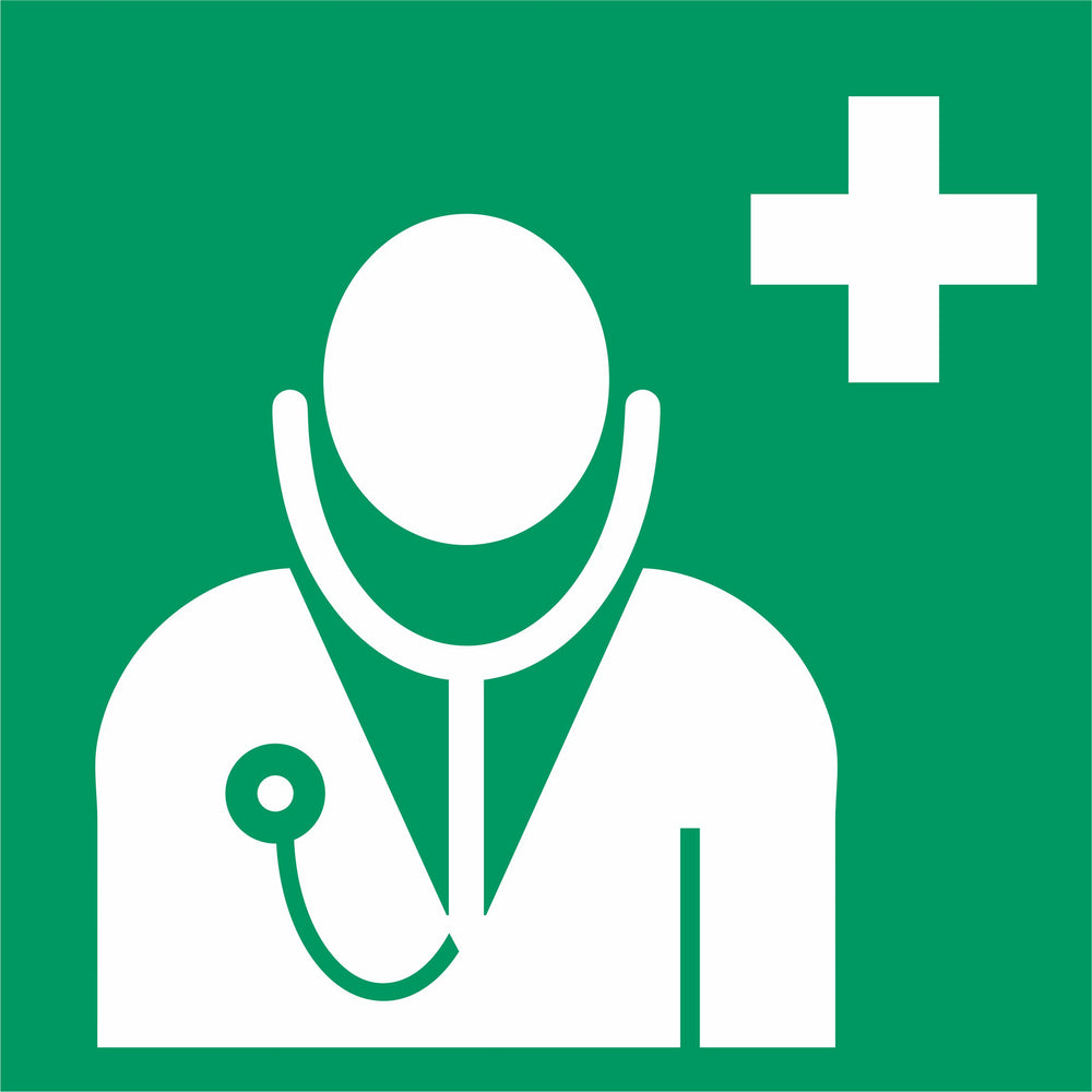 Doctor - First aid symbol